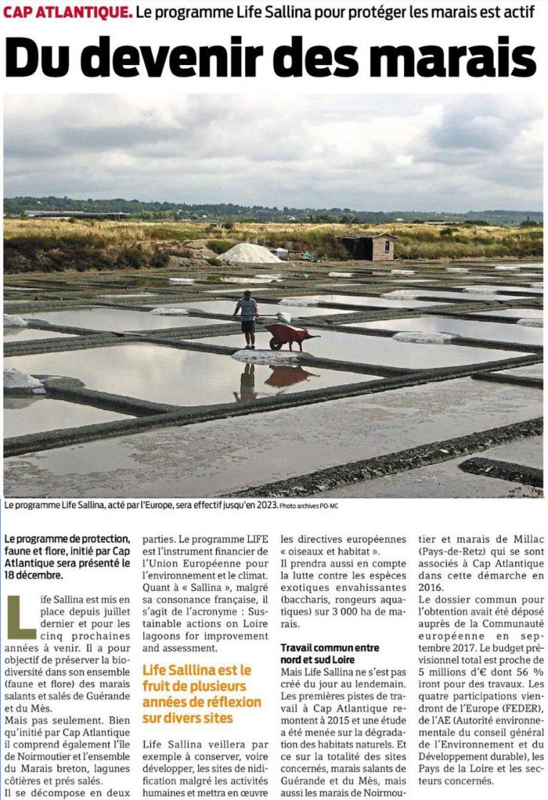 Presse Océan - Secteur Saint-Nazaire & Presqu'île